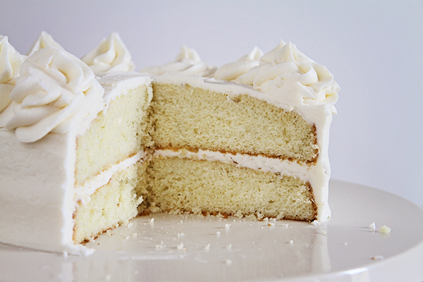 Moist White Cake Recipe Martha Stewart
